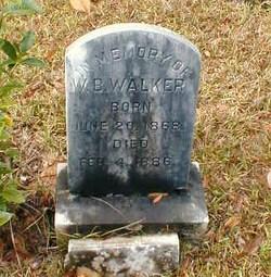 W. B. Walker