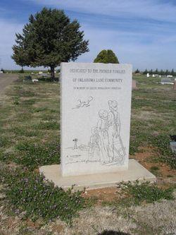 Oklahoma Lane Cemetery