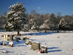 Bellamy United Methodist Church Cemetery