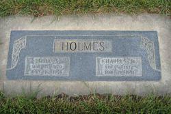 Emma <i>Southam</i> Holmes