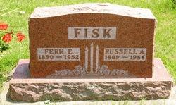 Russel A Fisk