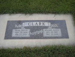 Pearl <i>Hatch</i> Clark