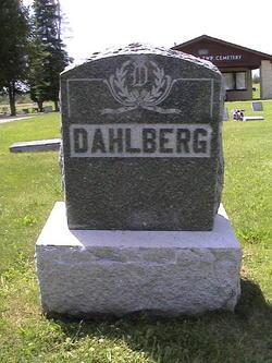 Rudolph Dahlberg, Jr