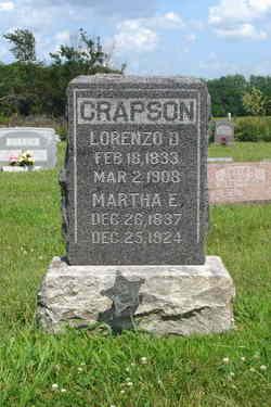 Lorenzo Dow Crapson