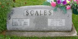 Rosa Lee Rose <i>Bryant</i> Scales
