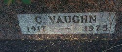 Clarence Vaughn Anderson