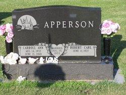 Carrol Ann <i>Votaw</i> Apperson