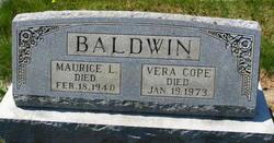 Vera <i>Cope</i> Baldwin