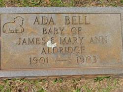 Ada Bell Aldridge