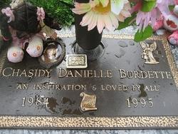 Chasidy Danielle Burdette