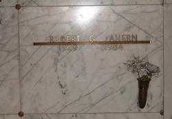 Robert Glenn Bob Ahern