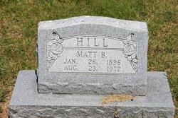 Matt B. Hill
