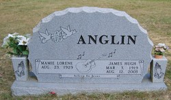 Mamie Lorene <i>Dunaway</i> Anglin