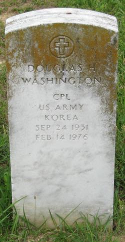Rev Douglas H Washington