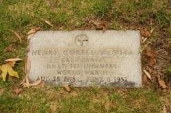 Lieut Henry Cortez Acosta