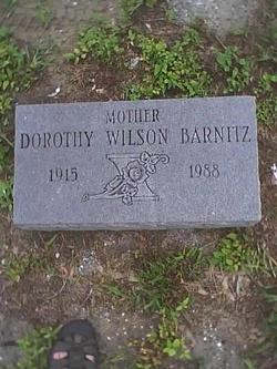 Dorothy Michael <i>Wilson</i> Barnitz