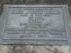 John Joseph Bishop