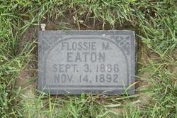 Flossie Minerva Eaton