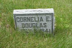 Cornelia E Douglas