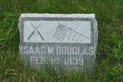 Isaac M Douglas