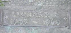 Leonard F. Grimm