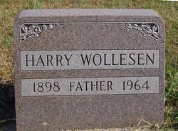 Harry A Wollesen