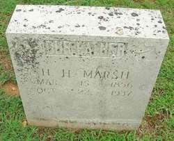 H. H. Marsh