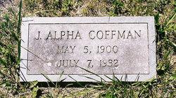 J. Alpha Coffman