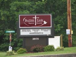 Bullitt Lick Cemetery