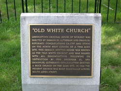 Old White Cemetery