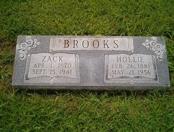 Zachariah Frank Zack Brooks