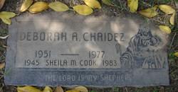 Deborah A. <i>Cook</i> Mauga Chaidez