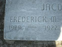 Frederick M Jacobson