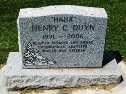 Henry C. Hank Duyn