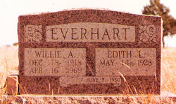 Willie Albert Bill Everhart, Sr