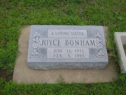 Josephine Maxine Joyce <i>Smith</i> Bonham