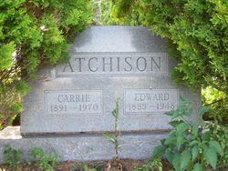Carrie <i>Vincent</i> Atchison