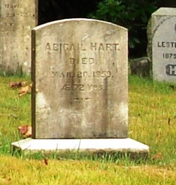 Abigail <i>Sherman</i> Hart