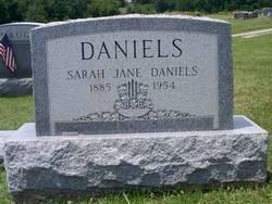 Sarah Jane Daniels