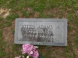 Iottis Adams, Sr