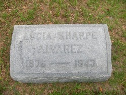 Lucia <i>Sharpe</i> Alvarez