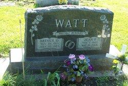 Arthur Dean Watt