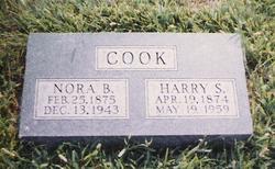 Harry Stoler Cook