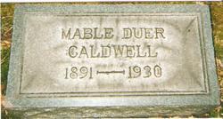 Mable <i>Duer</i> Caldwell