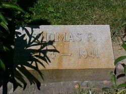 Thomas Francis Carroll