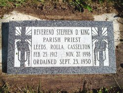 Rev Stephen D King