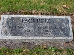 Sarah Lydia <i>Davis</i> Fackrell