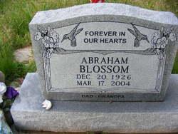 Abraham Blossom