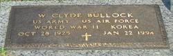 W. Clyde Bullock