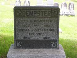 Sophia K. <i>Tallmadge</i> Dempster